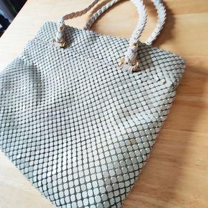 Vintage Metal mesh shoulder bag